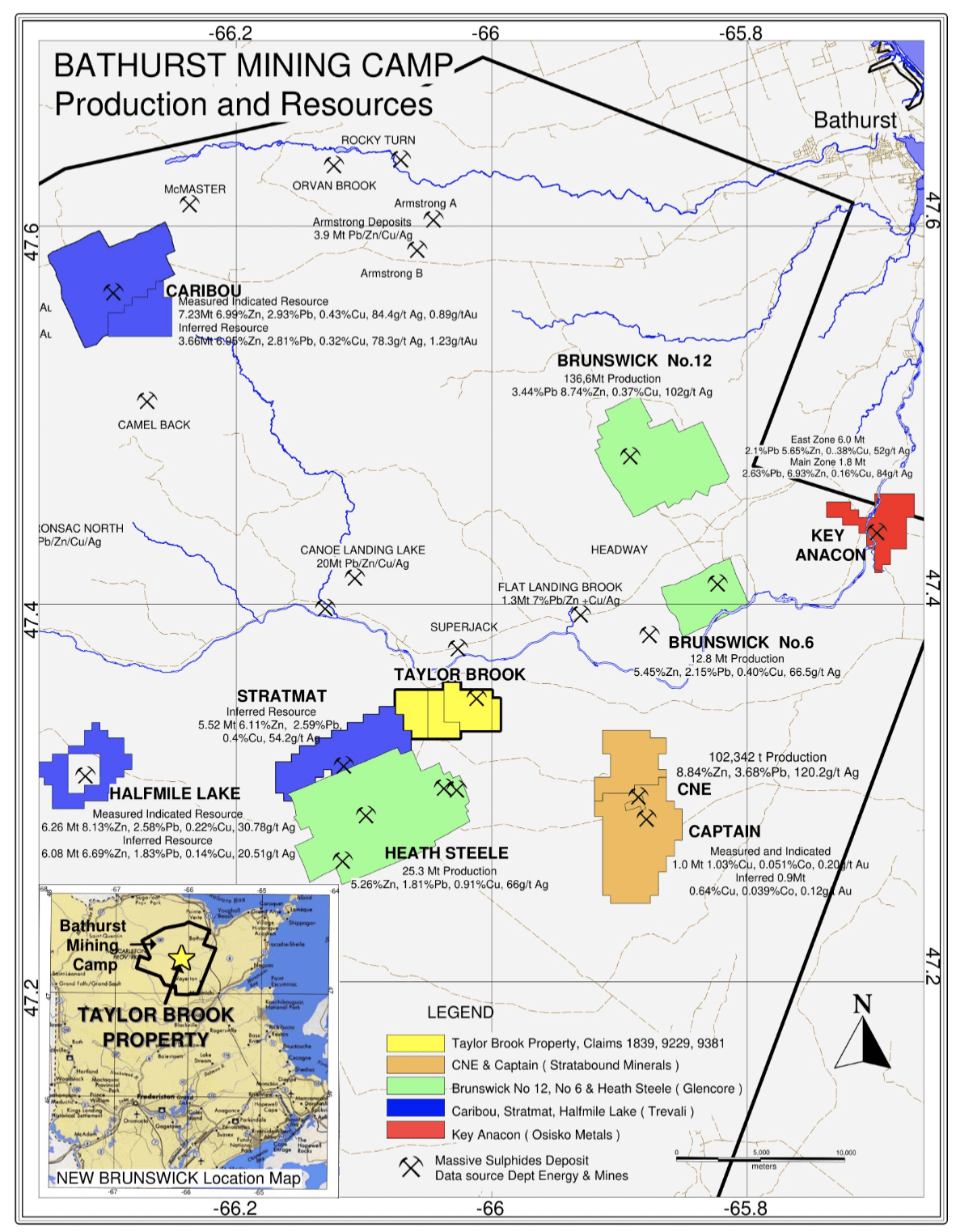 Jaeger Resources Bathurst Mining Camp