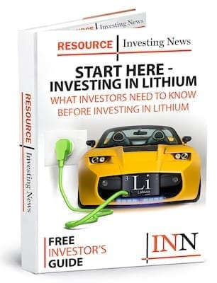 Lithium Start Here Report Cover