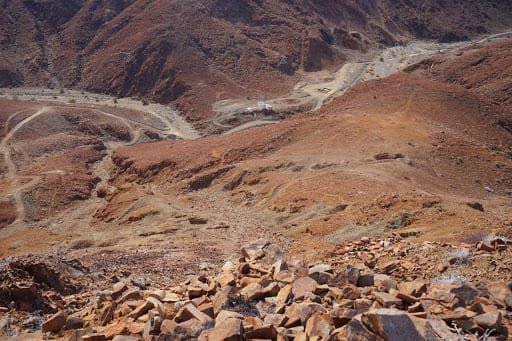 deep south habib copper ongoing exploration