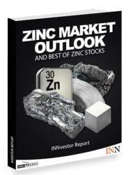 Zinc Outlook Report Cover
