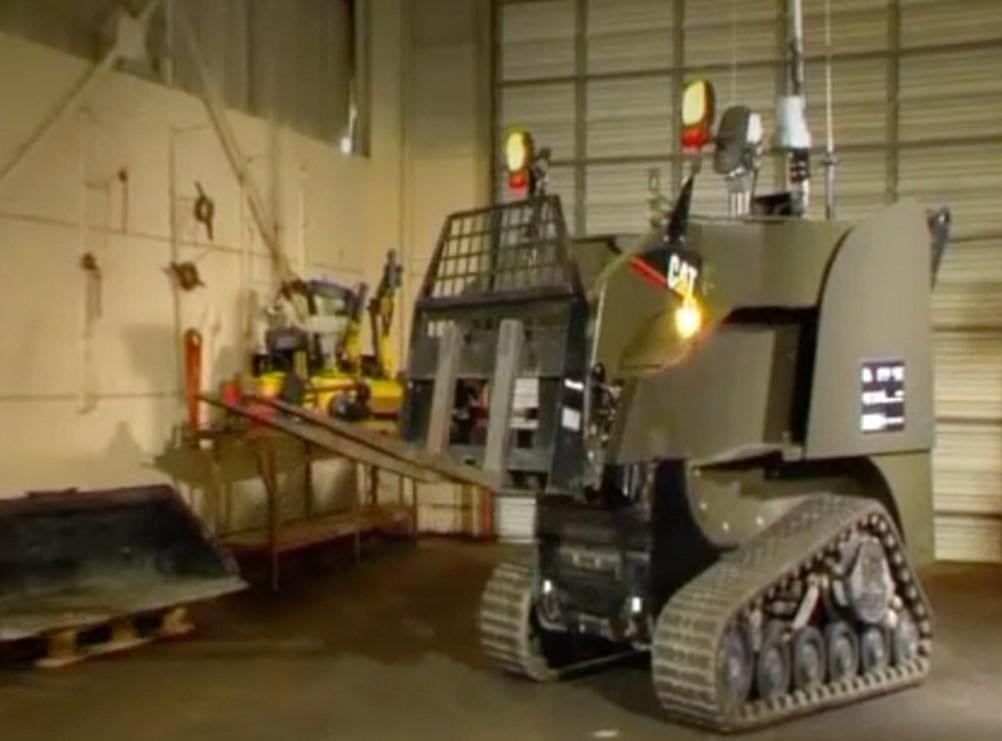 a2z technologies military robot