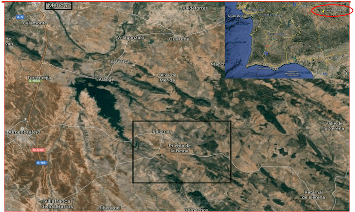 merida minerals map pbr