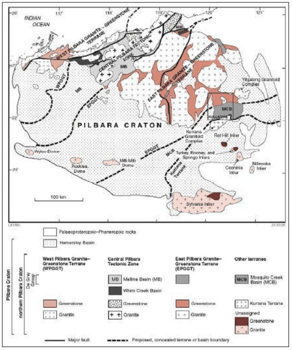 emetals limited map cookes creek project