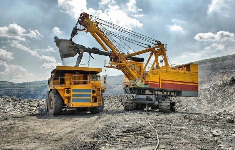 merida minerals truck and drill
