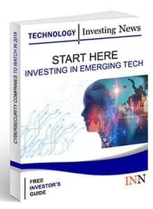 Technology Starter Report Cover