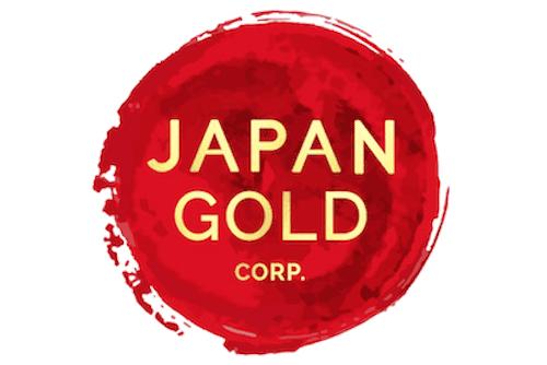 japan gold logo