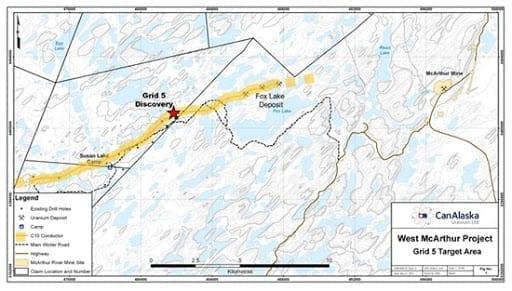 canalaska uranium west macarthur map