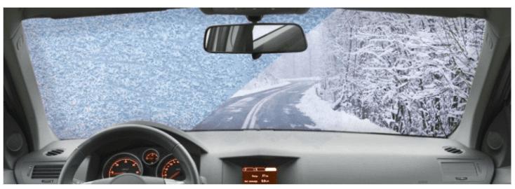 Metamaterial Dashboard Deicing