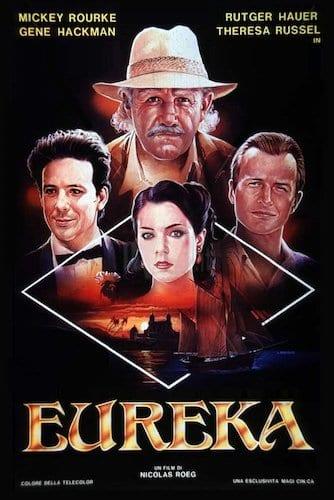 Eureka movie poster