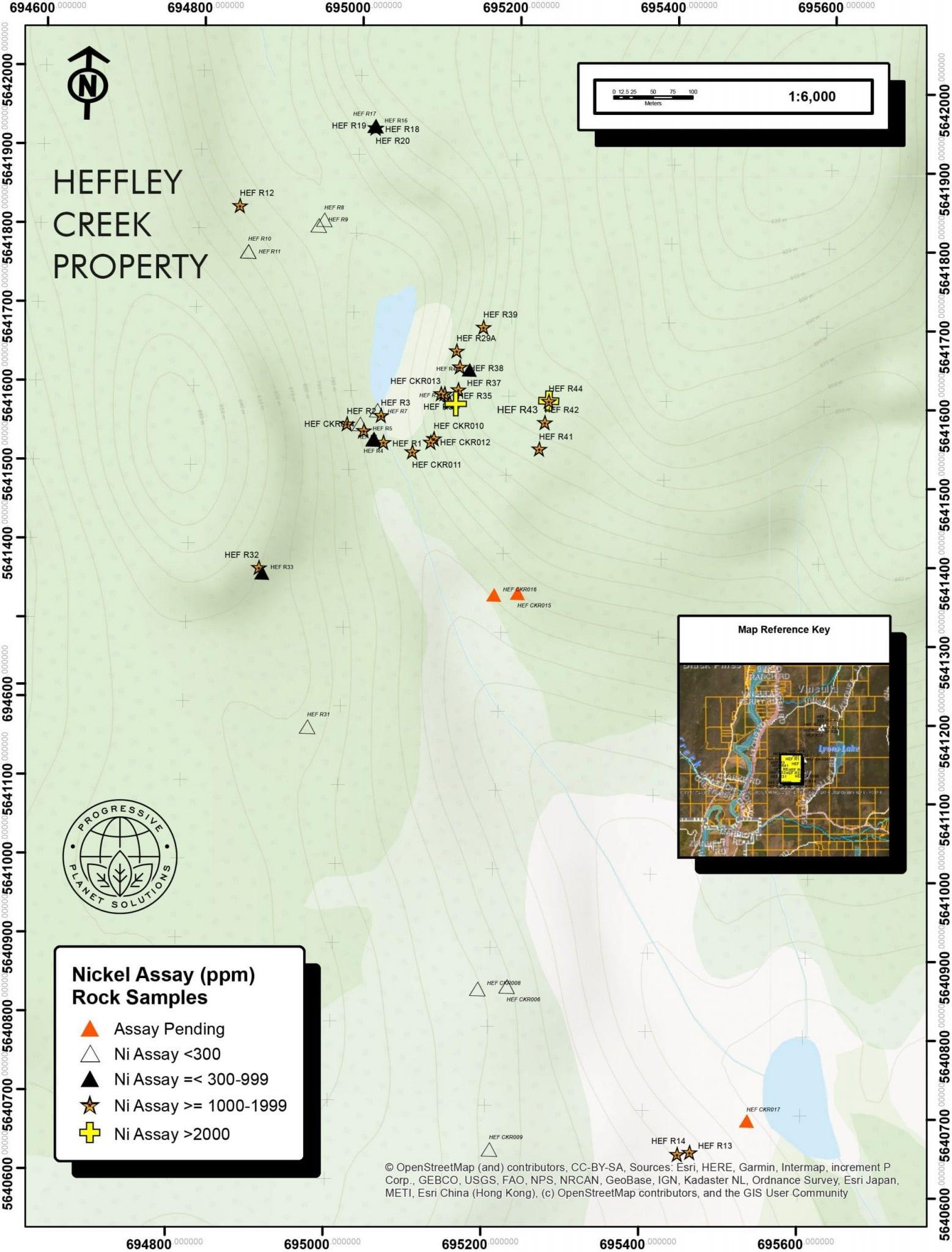Progressive Planet PLAN Heffley Creek Property