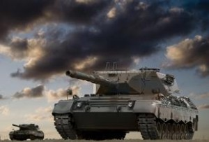 War, What is it Good For? Tungsten
