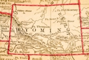 Uranium in the United States: Wyoming