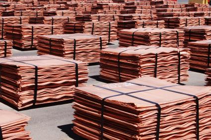 LME Copper Stockpiles Down, Deficit on the Horizon