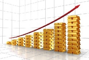 Gold Rockets Through $1,700 on ECB Bond-purchase Plan