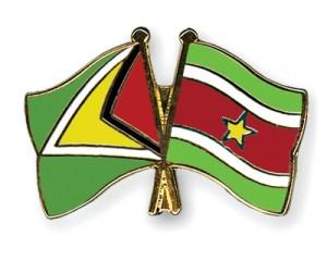 Guyana Suriname Oil Basin