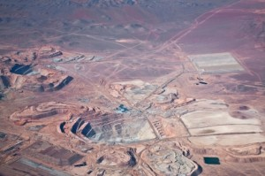 Copper Producer Stirkes Supply Prices
