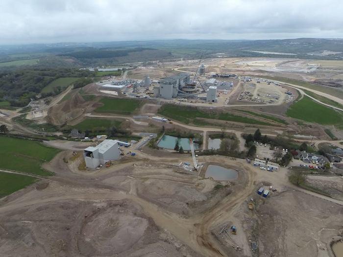 Wolf Minerals Hemerdon Tungsten Project England