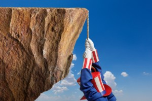 Gold Sell-off as Fiscal Cliff Deadline Approaches