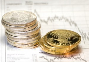 Silver Outperforms Gold, Then Declines