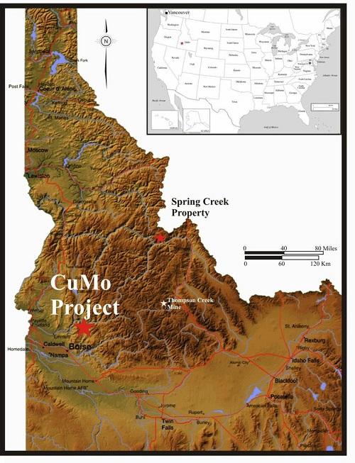 American CuMo's CuMo Project