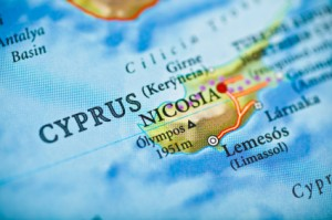 Gold Breaches $1,615 Over Cyprus Fears