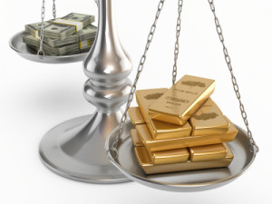 Physical Gold Rush Follows April Price Declines