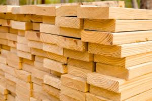 Lumber Stocks on a Tear