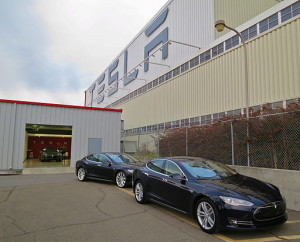Tesla Motors Eyes Super Lithium-ion Battery Factory