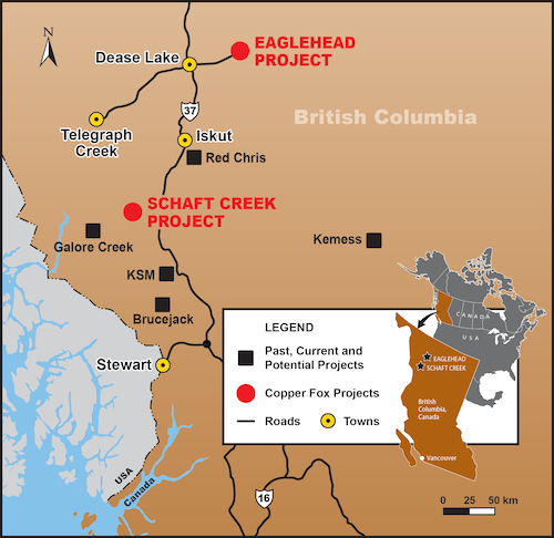 Copper Fox Metals Inc. - Copper Exploration and Development in North America