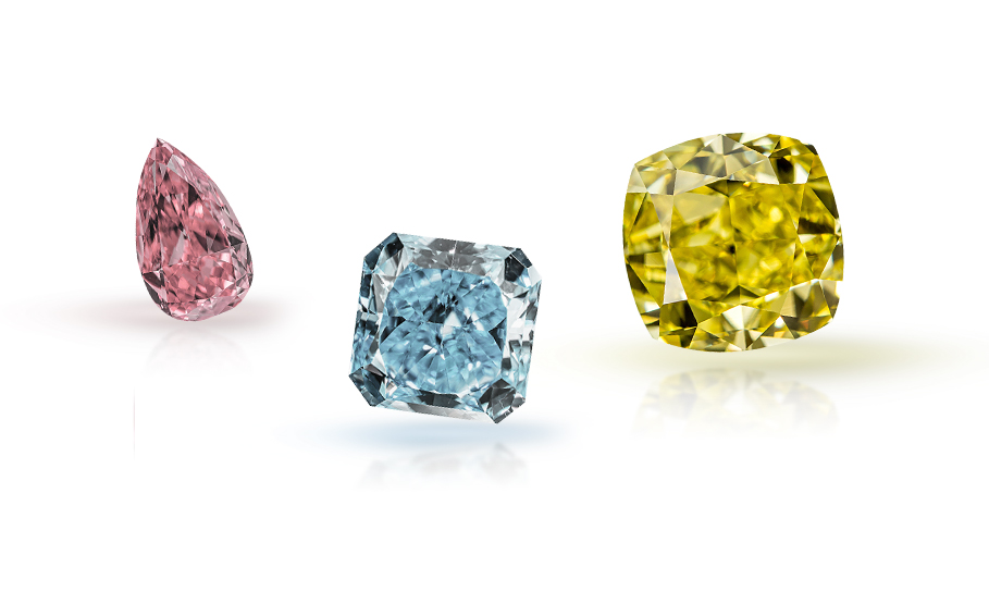 factor diamond quality fancy factors color