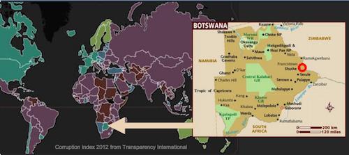 Galane-Gold-Botswana-Projects-Map-small