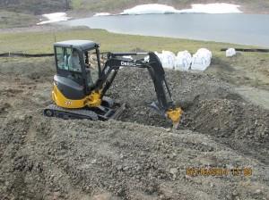 Image courtesy of North Arrow Minerals.