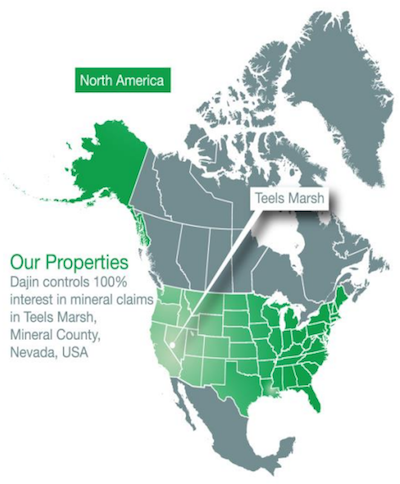 Dajin-Resources-Teels-Marsh-Map