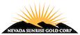 Nevada Sunrise business card