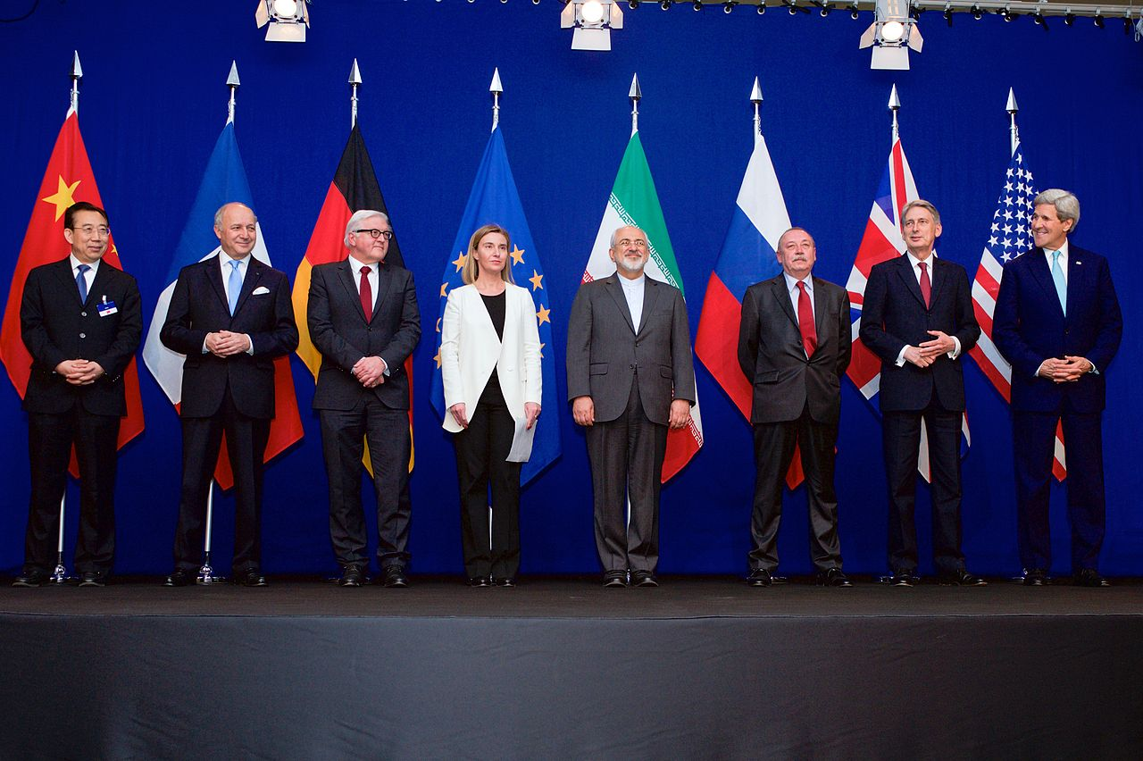 Iran and P5+1 Reach Interim Agreement on Iran Nuclear Deal