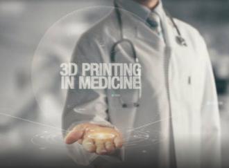 Medical Field Bolstered by 3D Printing Industry Leaders