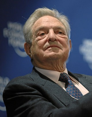 George Soros is Investing Millions in Coal
