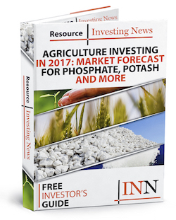 Agriculture Investing In 2017: Market Forecast For Phosphate, Potash And More