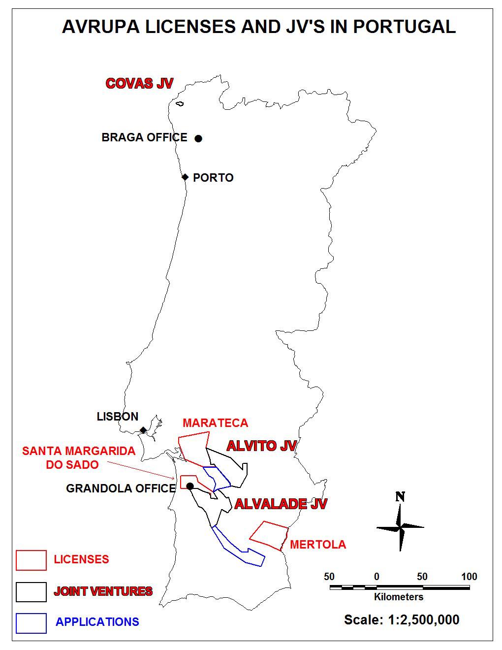 Avrupa-Minerals-Licenses-Portugal