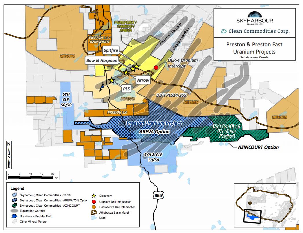 azincourt-energy-corp-map