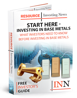 Start Here – Investing in Base Metals