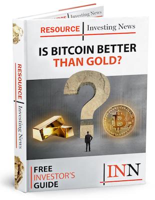 Is Bitcoin Better Than Gold?