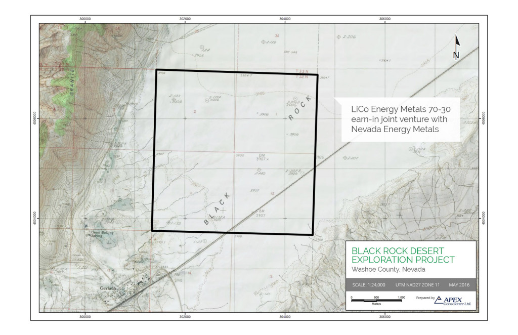 LiCo Energy Metals - A Lithium and Cobalt Exploration Company