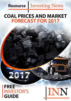 Coal Prices And Market Forecast