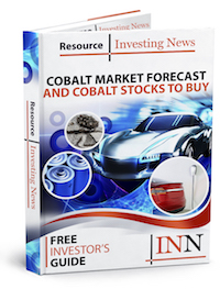 Cobalt 2017 Market Forecast and Cobalt Stocks to Buy