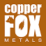 Copper Fox Announces Corporate Update