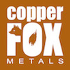 Copper Fox Announces 2015 Year End Operating and Financial Results