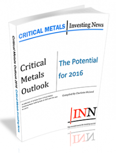 Critical Metals Outlook 2016 small