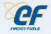 Energy Fuels Announces 2017 Results