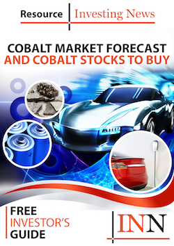 cobalt market report stocks